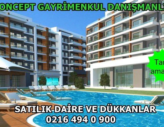 Ambiyans Tuzla Şahzuvaroğlu Projesi