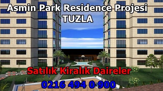 Asmin Park Residence Projesi