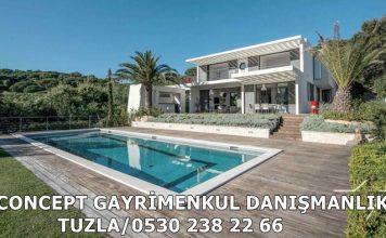 Satılık Villa Tuzla