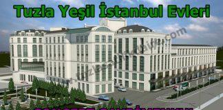Tuzla yeşil istanbul evleri