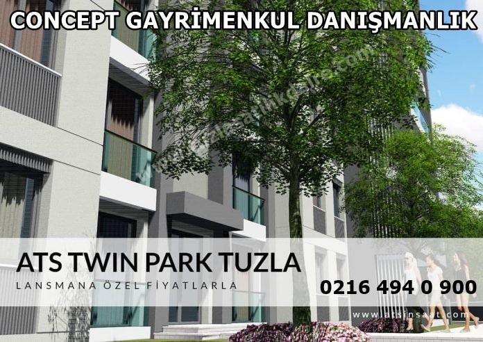 ats twin park tuzla projesi