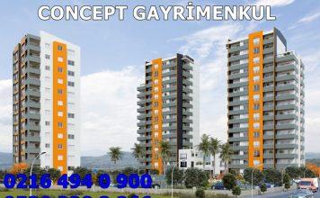 istanbul tuzlada yeni konut projeleri