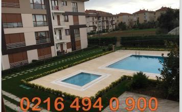 İstanbul Tuzla'da satılık sıfır daireler