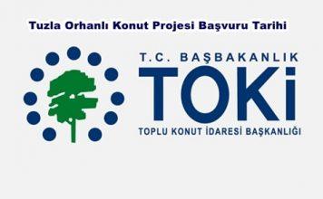 Toki Orhanlı projesi başvuru şartları