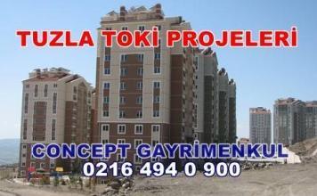 istanbul Toki kiralık daire Tuzla