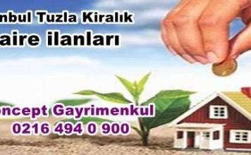 istanbul tuzla kiralık daire fiyat