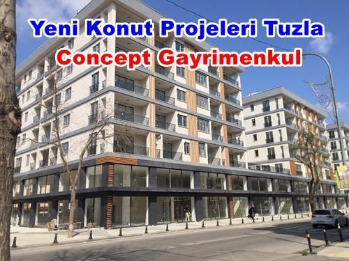 Yeni Konut Projeleri Tuzla fiyat
