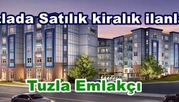 Tuzla'da Satılık Dairelerin fiyatları