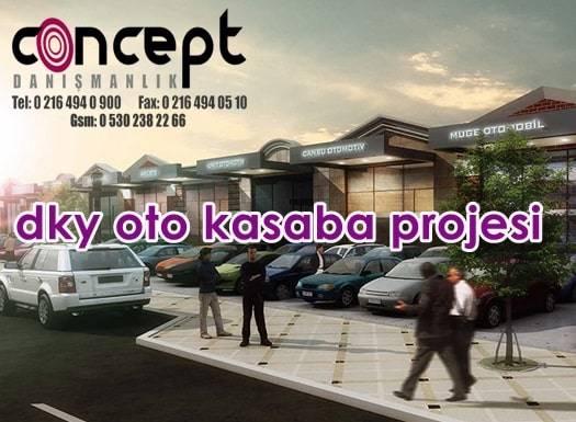 dky oto kasaba projesi satılık